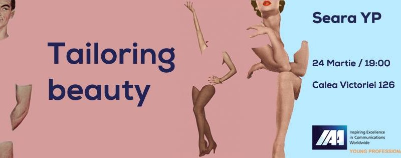 Cum a fost la Seara YP – Tailoring Beauty