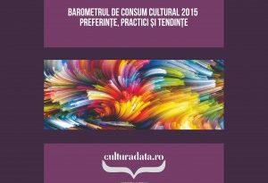 Pastila de joi – Barometrul de consum cultural 2015