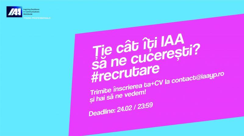 banner online website_IAA_recrutare