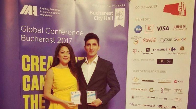 2 din cele 5 premii IAA Inspire Young Leader Award ajung în România
