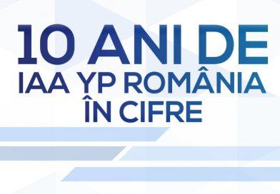 Aniversăm  10 ani de IAA Young Professionals Romania
