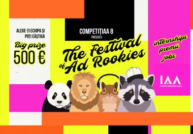 Headline-ul Festival of Ad Rookies