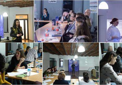 """25 de ONG-uri au participat la workshop-urile organizate de IAA Young Professionals, în cadrul proiectului """"Civic Vox – Dă voce ONG-urilor"""""""