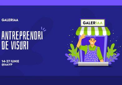 Cover GalerIAA - Antreprenori de Visuri